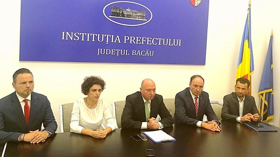 Semnarea contractului de furnizare a celui de-al doilea accelerator de particule care va functiona l