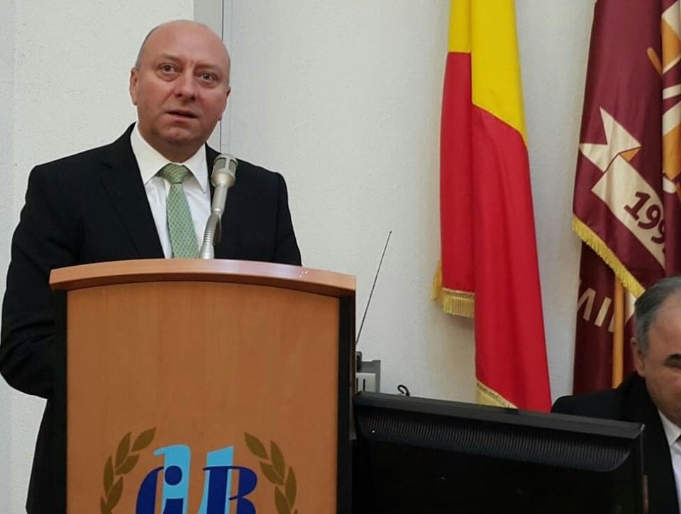 Răspuns invitației celor două  universități băcăuane, Universitatea Vasile Alecsandri și Universitat