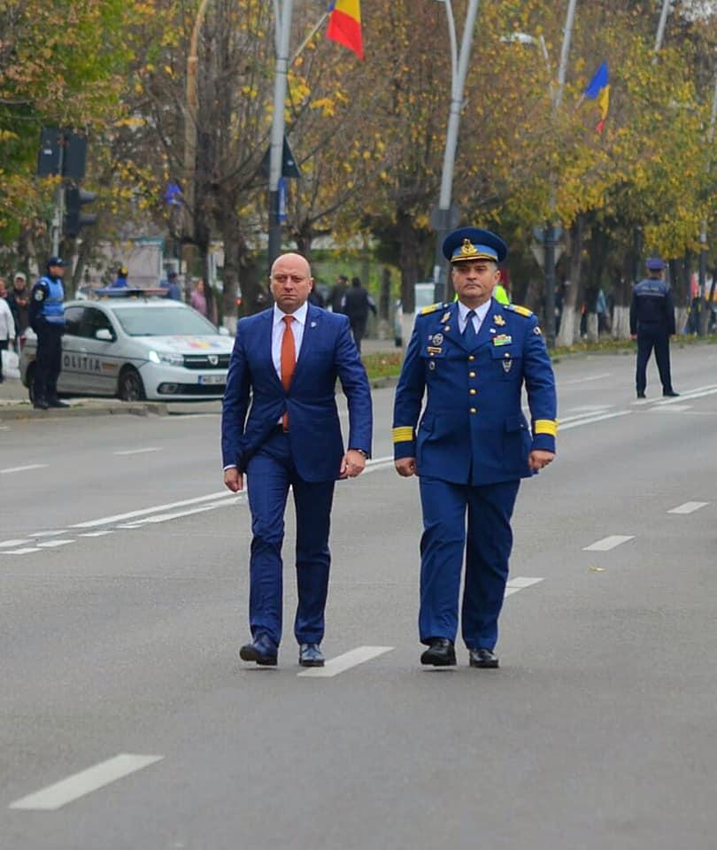 Ceremonia militară și religioasă prilejuită de Ziua Armatei Române, manifestările s-au desfășurat la