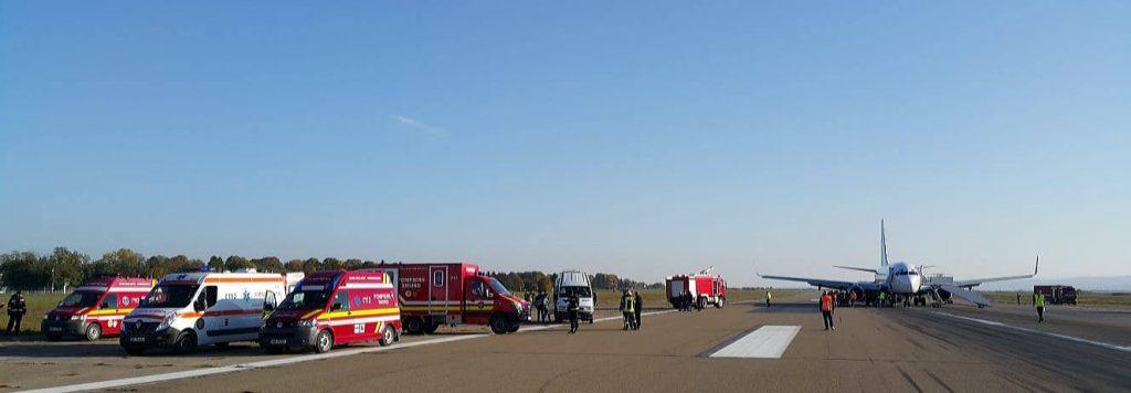 Siguranța pe primul loc. Aeroport – Exercitiu Situatii de Urgenta