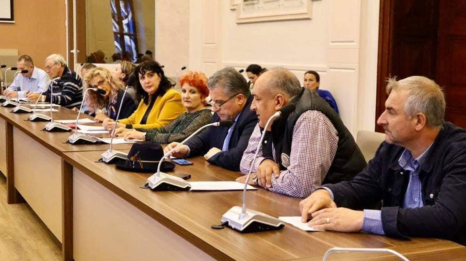 Ședința Comisiei de Dialog Social