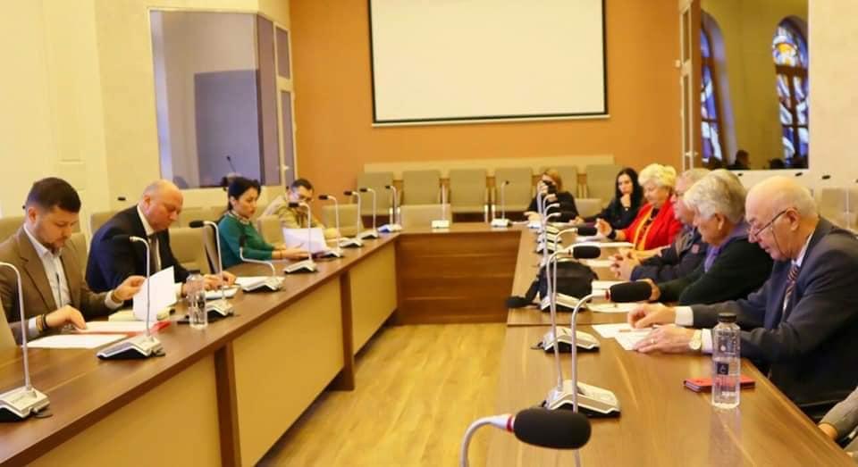 Ședința Comitetului Consultativ de Dialog Civic pentru problemele persoanelor vârstnice