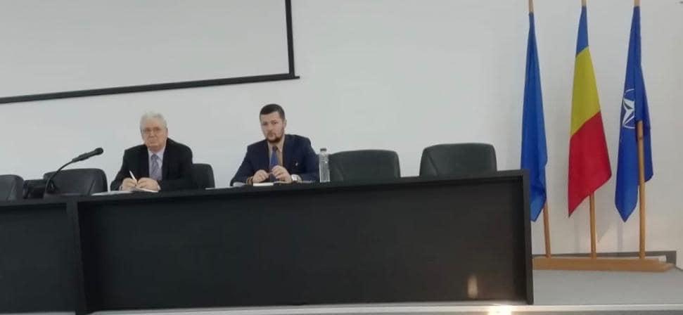 Astăzi 12 noiembrie 2019, de la ora 14.00 subprefectul județului Bacău, Paul Claudiu Cotîrleț, a par