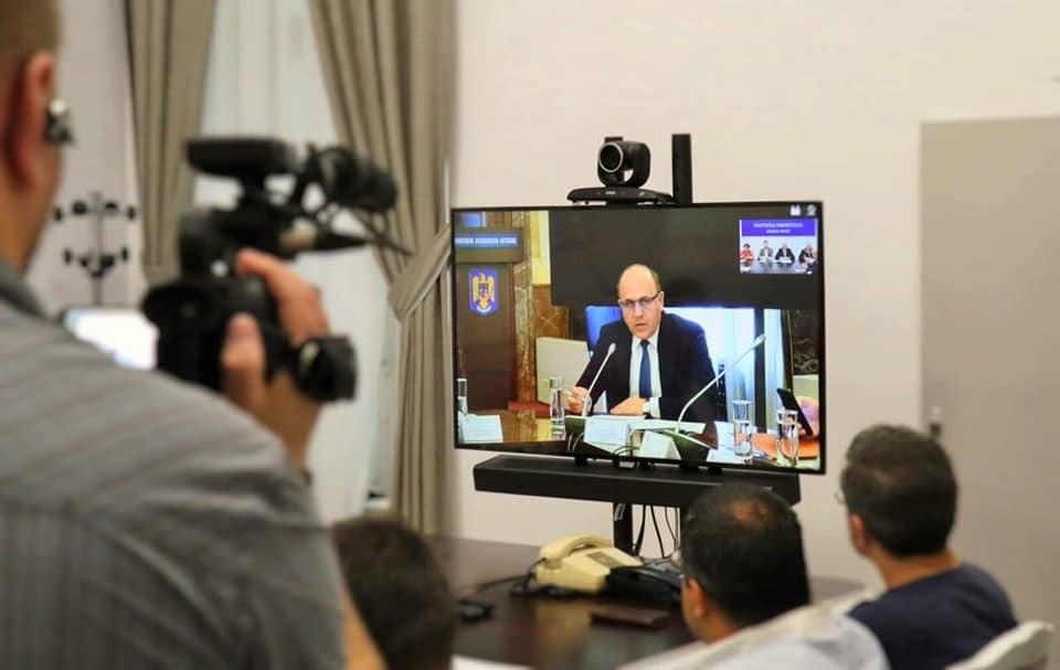 Videoconferință. Organizarea Alegerilor Prezidențiale 2019
